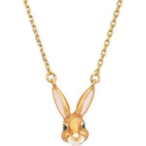 NEW Kate Spade Desert Muse Bunny Pendant Necklace